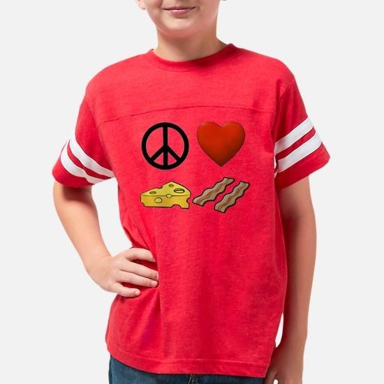 plcb Youth Football Shirt