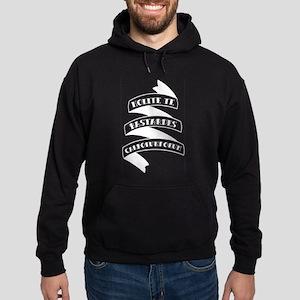 Nolite Te Bastardes Carborundorum Hoodie (dark)