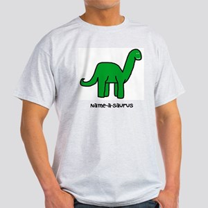 Name your own Brachiosaurus! T-Shirt
