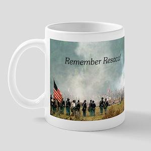 Remember Resaca! Mug