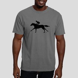 Horse Racing (2) Mens Comfort Colors Shirt