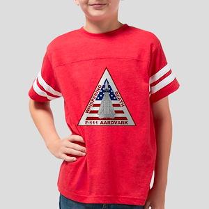 F-111 Aardvark - Whispering D Youth Football Shirt