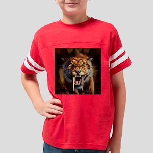 Sabertooth 2 Youth Football Shirt