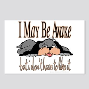 I May Be Awake Postcards (Package of 8)