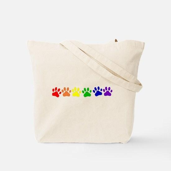 I Love My Gay Cat Tote Bag