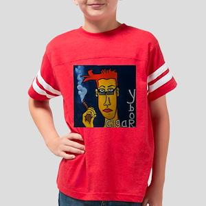 yborman200 Youth Football Shirt