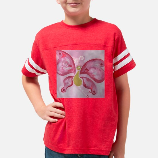 madamebutterfly Youth Football Shirt