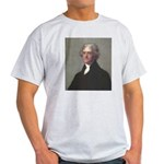 Jefferson Foreign Relations Ash T-Shirt