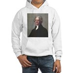 Jefferson Foreign Relations Hooded Sweat