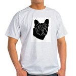 Frenchie Pup Light T-Shirt