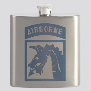 SSI - XVIII Airborne Corps Flask