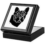 Frenchie Pup Keepsake Box