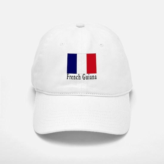 French Guiana Baseball Baseball Cap