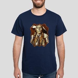 Wolf Robe - Cheyenne Dark T-Shirt