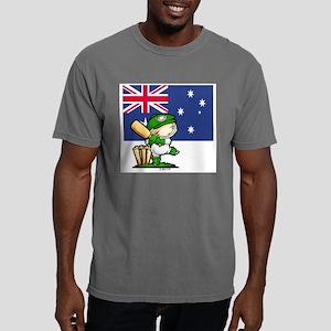 Australia Cricket Mens Comfort Colors Shirt