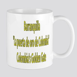 Barranquilla Colombia Mug