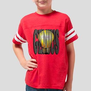 GENIUS  Youth Football Shirt