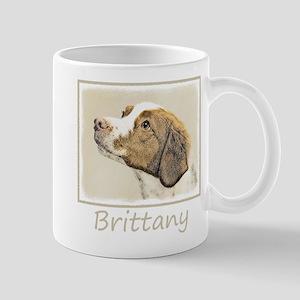 Brittany 11 oz Ceramic Mug