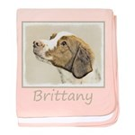 Brittany baby blanket