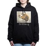 Brittany Women's Hooded Sweatshirt