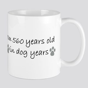 80 dog years 2-2 Mugs