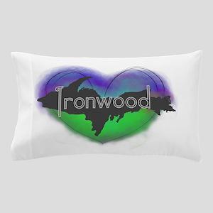 UP Aurora Ironwood Pillow Case