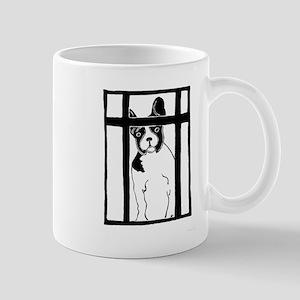 Let Me In! Mug