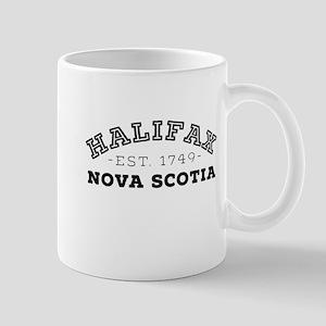 Halifax Nova Scotia Mugs
