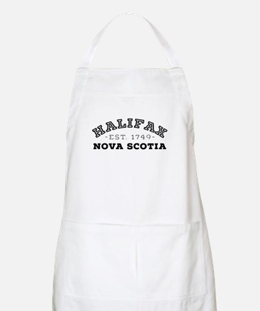 Halifax Nova Scotia Light Apron