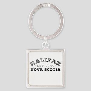 Halifax Nova Scotia Keychains