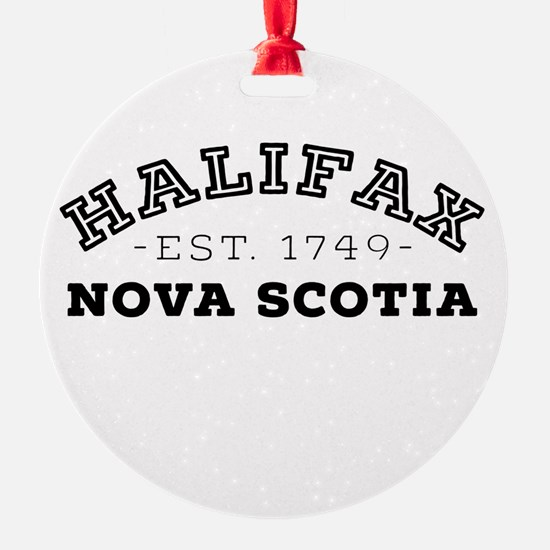 Halifax Nova Scotia Ornament