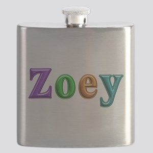 Zoey Shiny Colors Flask