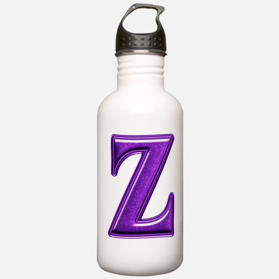 Z Shiny Colors Water Bottle
