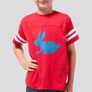 Blue Bunny Youth Football Shirt