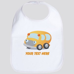 Personalized School Bus Bib