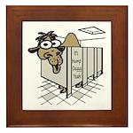 Its Hump Day Framed Tile