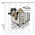 Its Hump Day Shower Curtain