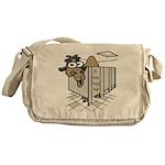 Its Hump Day Messenger Bag