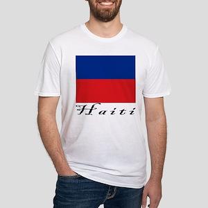 Haiti Fitted T-Shirt