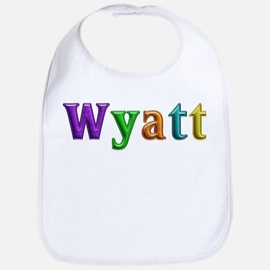 Wyatt Shiny Colors Bib