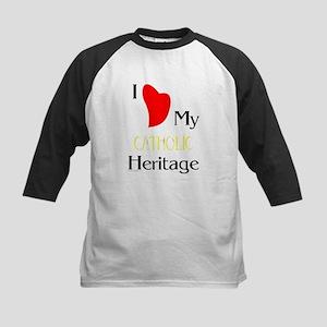 Catholic Heritage Kids Baseball Jersey