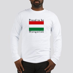 Hungary Long Sleeve T-Shirt