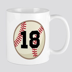 Baseball Sports Personalized Mug