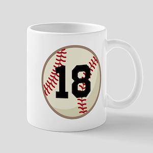 Baseball Sports Personalized Mug