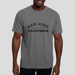 San José California Mens Comfort Colors Shirt