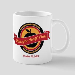 Pints for Half-Pints Mug