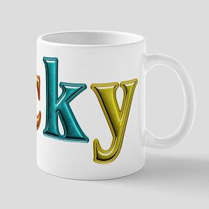 Vicky Shiny Colors Mugs