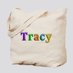 Tracy Shiny Colors Tote Bag