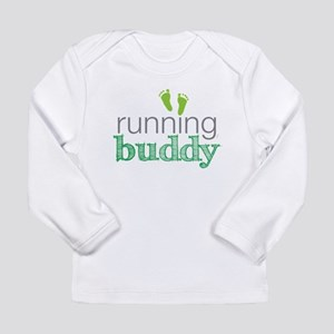 running buddy babyG Long Sleeve T-Shirt