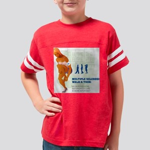 Multiple Sclerosis_Finding A  Youth Football Shirt